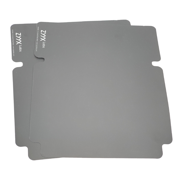 ZYYX Build-Plate Top Surface